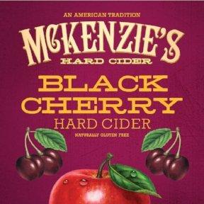 Black Cherry Hard Cider Logo