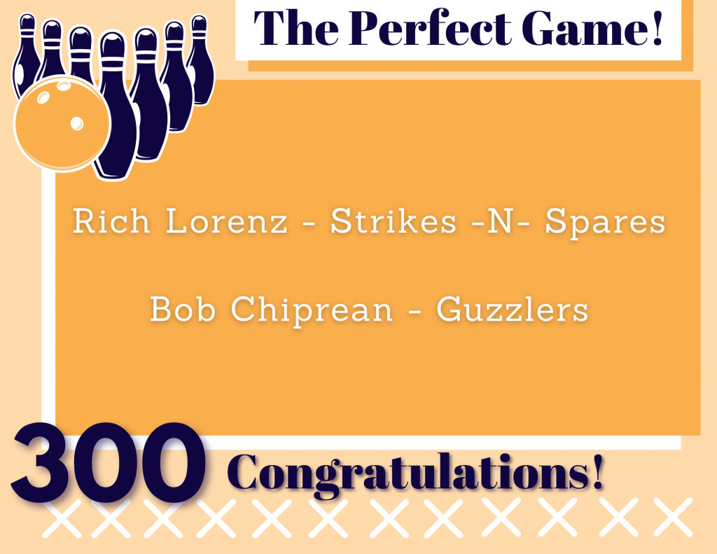 A Perfect Game - 300
